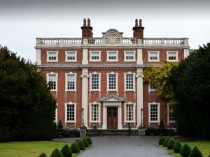 The incident happened at Swinfen Hall Hotel in Lichfield