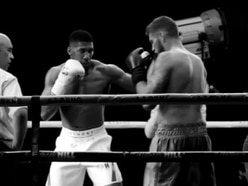 WATCH: Midlands boxer Joe, 27, is a knockout with Anthony Joshua
