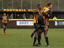 Rushall Olympic 1 Farsley Celtic 1 - Report and pictures