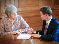West Midlands Mayor meets PM over second devolution deal