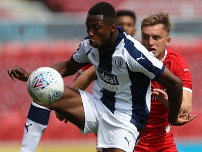 Kyle Edwards eager to kick on at West Brom