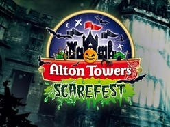 Alton Towers announce dates for Scarefest 2017