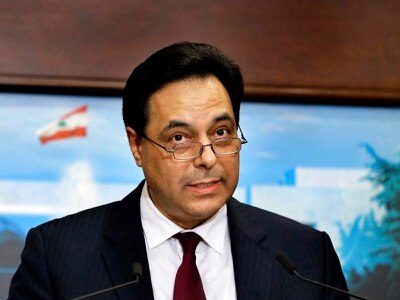 New government in Lebanon ends three-month deadlock