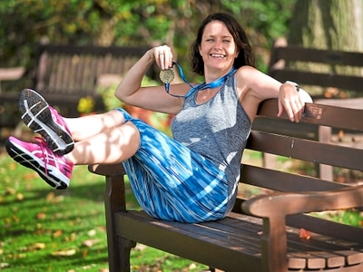 A real benchmark: Fundraiser Viv is vision of health