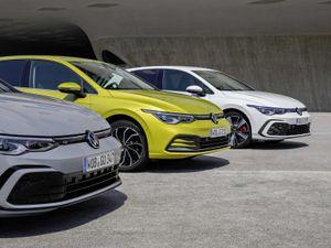Volkswagen Golf Line-up