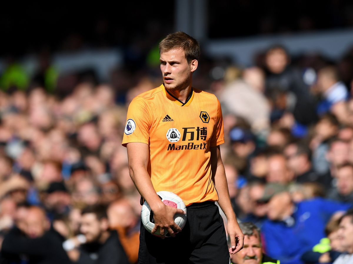 Ryan Bennett is among the many heading back to Wolves (AMA)