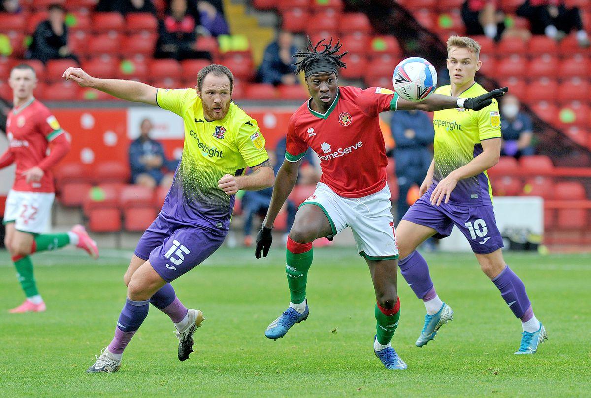 Elijah Adebayo and Tom Parkes.