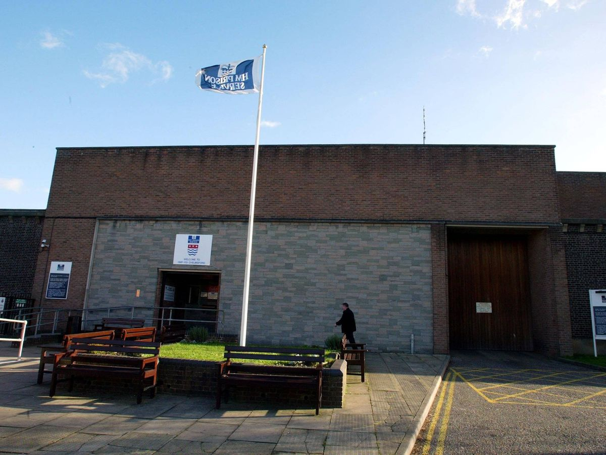 HMP Chelmsford (Andrew Parsons/PA)