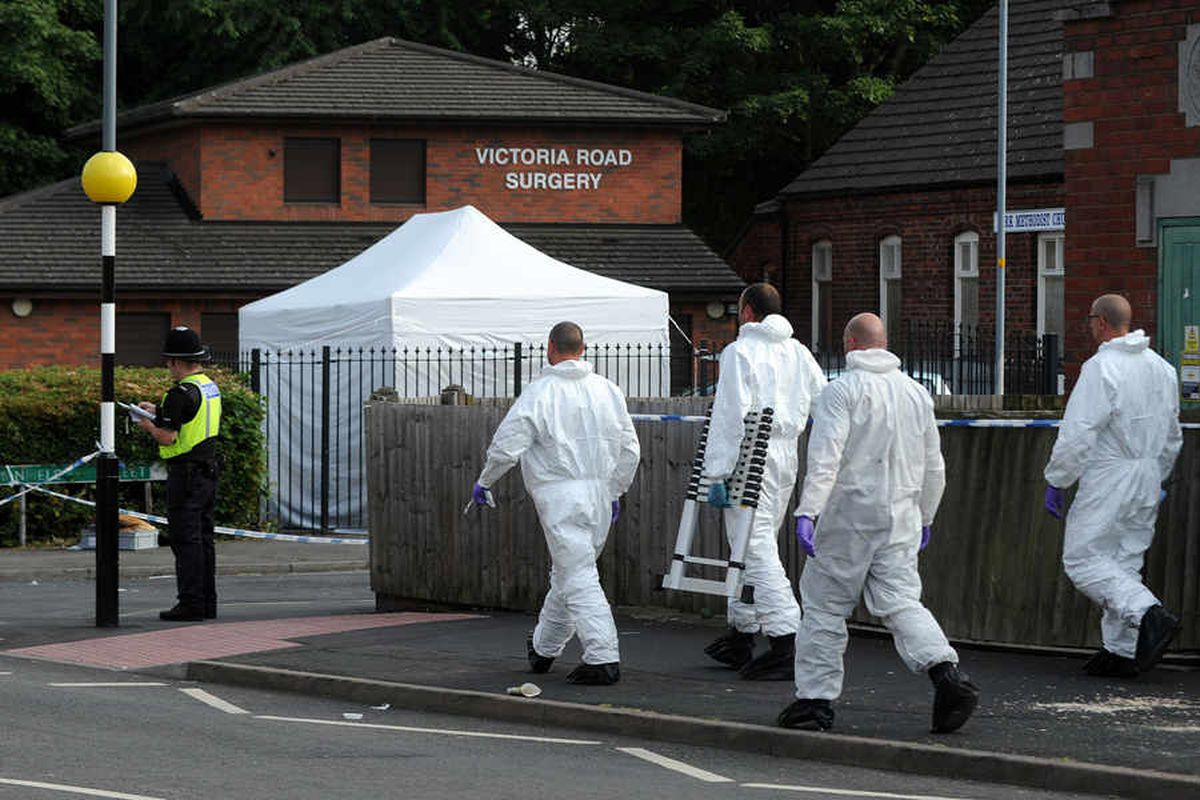 Security stepped up around Tipton bomb mosque