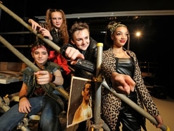 Rock out at Wednesbury school show