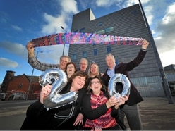 The New Art Gallery Walsall celebrates 20th anniversary