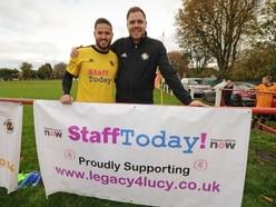 Wolves charity match raises thousands