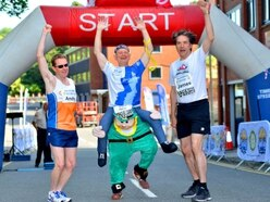 Black Country Festival: Bostin' start with road run and community events - PICTURES and VIDEO