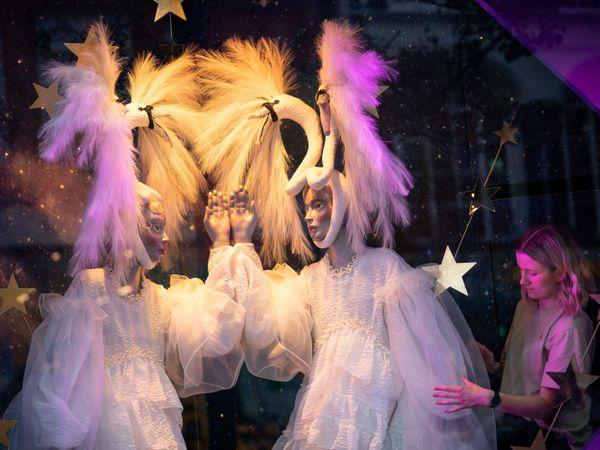 Christmas as Selfridges 2021