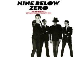 Nine Below Zero turn 40 in Wolverhampton