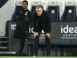 West Bromwich Albion manager Slaven Bilic