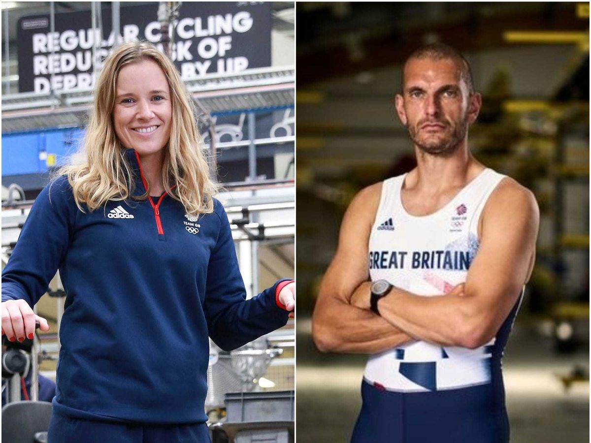 Hannah Mills and Mohamed Sbihi will share GB flag bearing duties in Tokyo