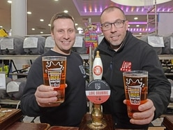 Cheers! New beer to help city charities