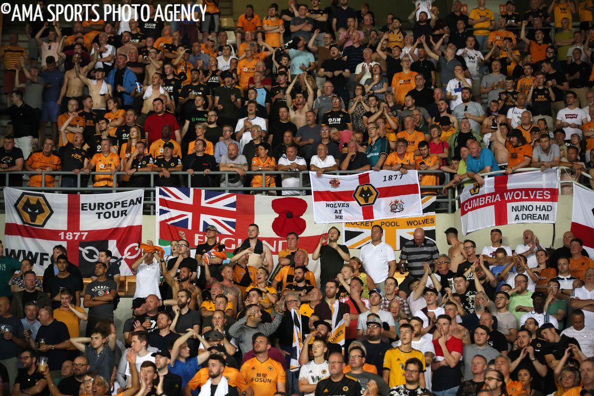 Fans of Wolverhampton Wanderers (AMA)