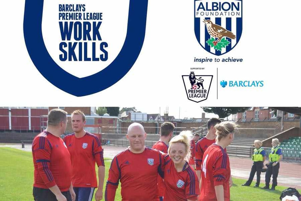 Youth training opportunity with the Albion Foundation | Express & Star