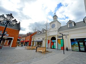 McArthurGlen in Cannock will open on Monday
