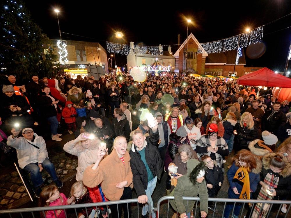 Sedgley's Christmas lights switch-on cancelled due to coronavirus