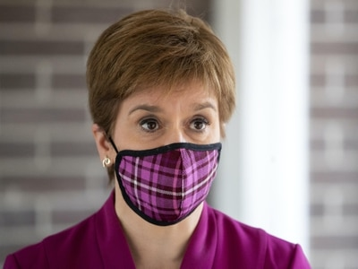 Nicola Sturgeon to announce coronavirus restrictions for Scotland