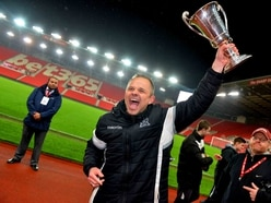Neil Kitching delighted at Staffordshire Senior Cup final win