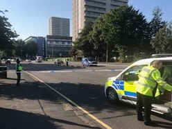 Drug-drive suspect in custody as teenager critical after Wolverhampton crash