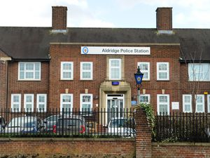 Aldridge Police Station in Anchor Road is one of the sites lined up for the chop