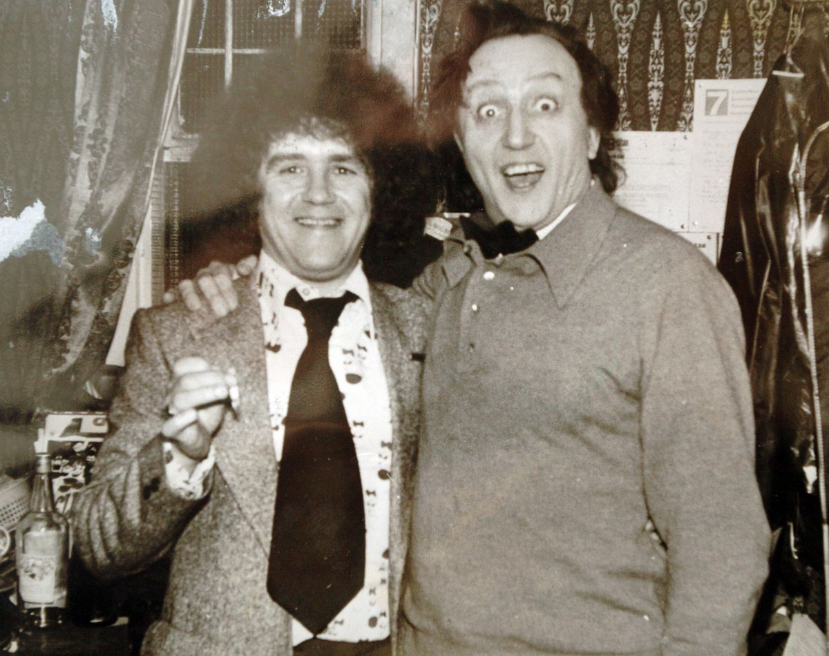 Sludge with Ken Dodd