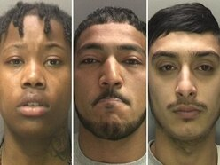 Black Country bus robbers locked up after knife threats and carjacking