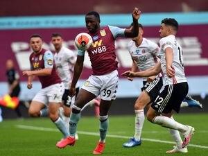 Aston Villa's Keinan Davis