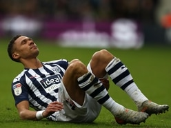 West Brom defender Kieran Gibbs' set for one-week injury lay-off