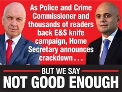 Express & Star comment: Sajid Javid's latest attempt to tackle knife crime is meaningless