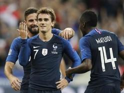 Antoine Griezmann reveals half-time chat lifted France