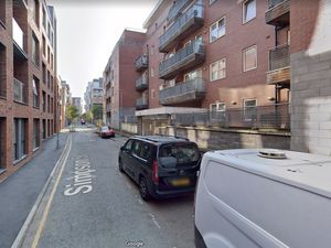 Simpson Street, Manchester