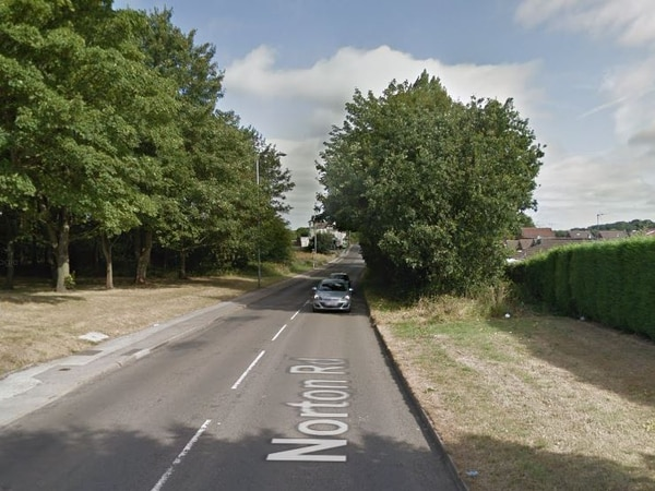 Man jailed after driving at 30mph along pavement during chase