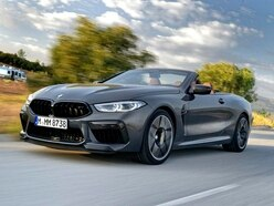 First Drive: The BMW M8 Competition Convertible is a drop-top thriller