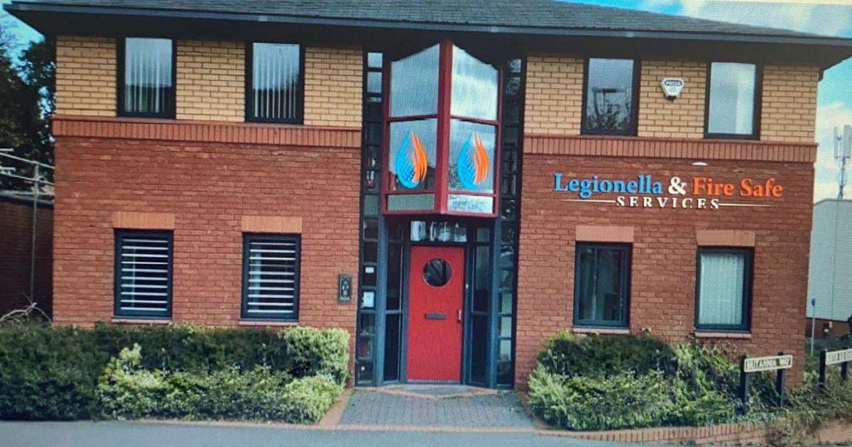 Legionella's new Britannia House headquarters