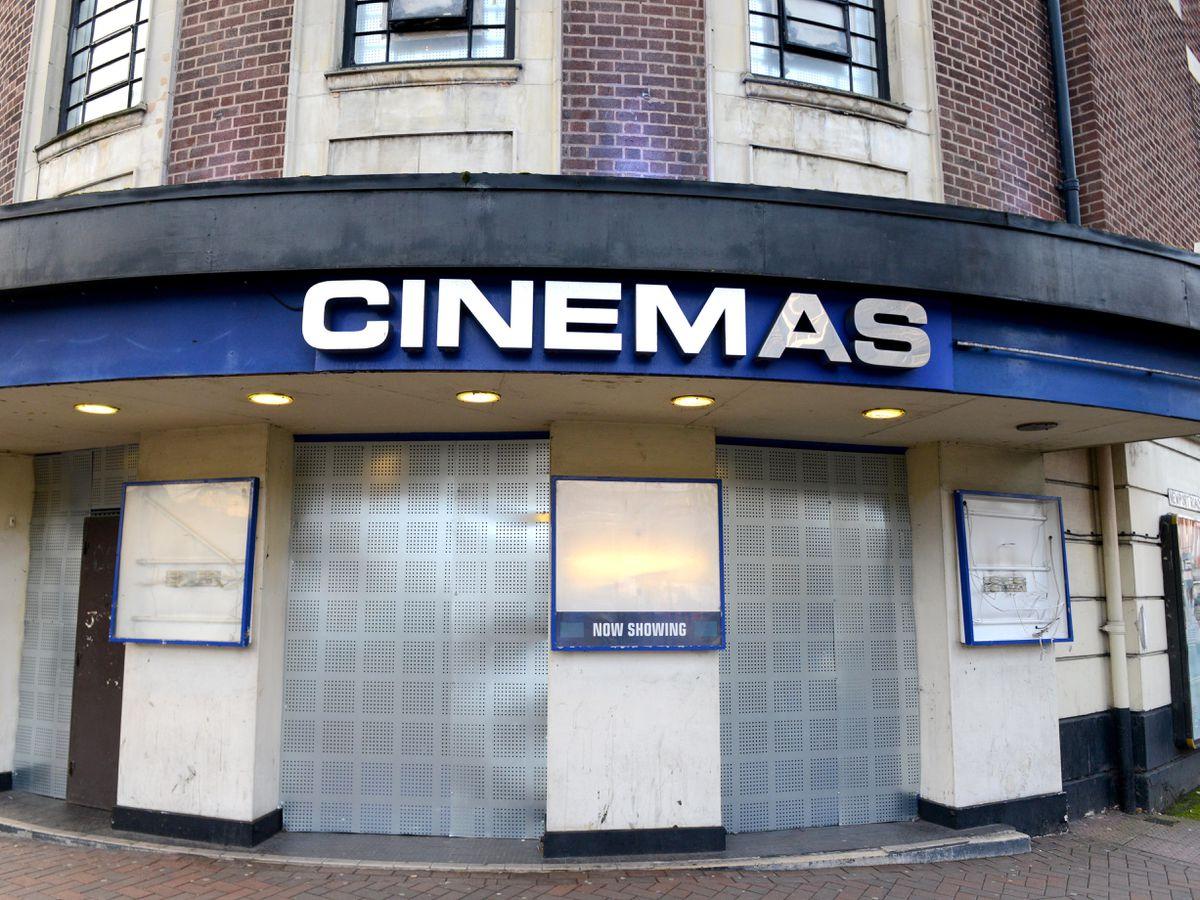 Stafford Cinema closed in December