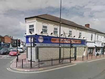 Plans to convert former Sandwell shop into offices