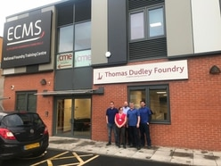 Foundry moves departments to new offices
