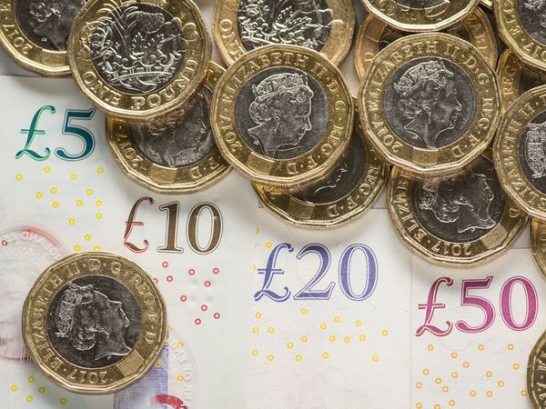 Embargoed to 0001 Friday September 18  File photo dated 26/01/18 of money.   Mystery surrounds the exact whereabouts of ??50 billion worth of banknotes in circulation, according to a public spending watchdog. PA Photo. Issue date: Friday September 18, 2020. The National Audit Office (NAO), which said cash production capacity should be aligned closely to future needs, also said it could take at least a decade for current stocks of 2p and ??2 coins to run out. See PA story MONEY Cash. Photo credit should read: Dominic Lipinski/PA Wire