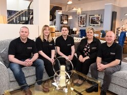 £1m birthday present for furniture retailer's Black Country showroom
