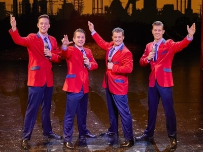 Jersey Boys smashes Box Office records at Birmingham's New Alexandra Theatre