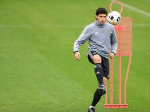 Wolverhampton Wanderers' Jesus Vallejo during the training session at the Sir Jack Hayward Training Ground, Wolverhampton. PA Photo. Picture date: Wednesday November 6, 2019. See PA story SOCCER Wolves. Photo credit should read: Mike Egerton/PA Wire
