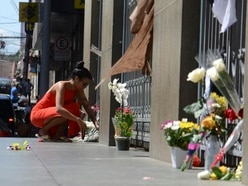 Cathedral gun attack dead remembered as fifth victim dies