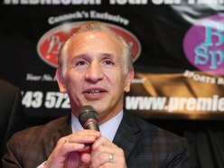 Ray 'Boom Boom' Mancini pulls no punches at Cannock event
