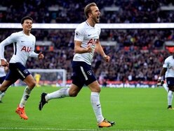 Harry Kane helps himself to double against generous Liverpool